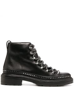 Rag & Bone ботинки в стиле милитари с заклепками