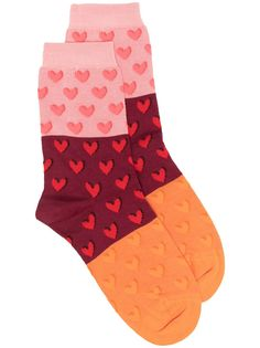 Paul Smith носки с принтом