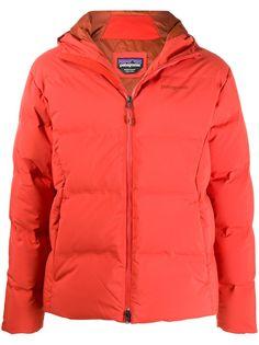 Patagonia куртка-пуховик на молнии