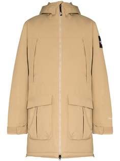 The North Face куртка Storm Peak с капюшоном
