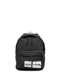Eastpak x Raf Simons маленький рюкзак Pakr® XS в клетку