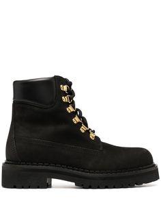 Moschino ботинки на шнуровке