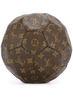 Louis Vuitton круглая сумка с монограммой