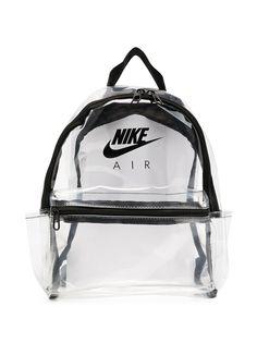 Nike прозрачный рюкзак Just Do It