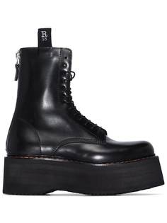 R13 ботинки Double Stack