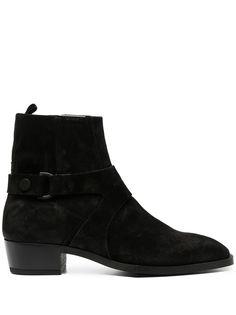 Represent ботинки челси с ремешком