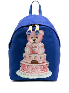 Moschino рюкзак Cake Teddy Bear