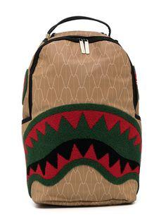 sprayground kid рюкзак Spucci Gang с логотипом