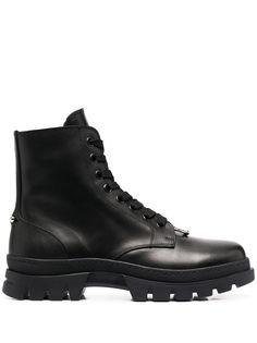 Neil Barrett ботинки по щиколотку