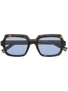 Givenchy Eyewear солнцезащитные очки в квадратной оправе