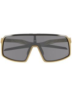 Oakley солнцезащитные очки-авиаторы в спортивном стиле