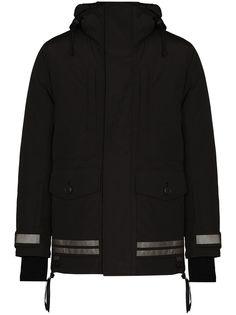 Canada Goose куртка Toronto с капюшоном