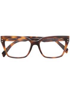 Just Cavalli очки черепаховой расцветки