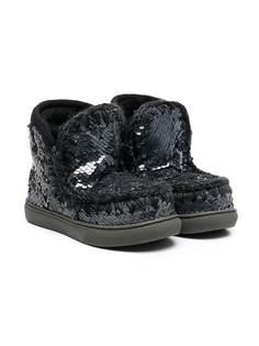 Mou Kids ботинки Eskimo