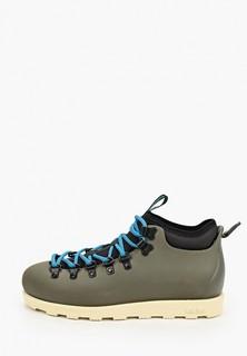Резиновые ботинки Native FITZSIMMONS CITYLITE