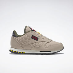 Кроссовки Ghostbusters Classic Leather PS Reebok