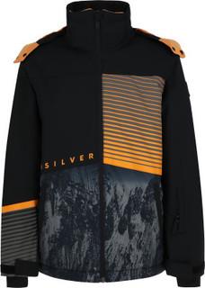 Куртка утепленная для мальчиков Quiksilver Silvertip, размер 146-152