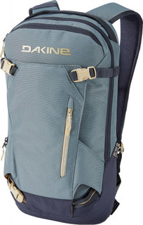 Рюкзак женский Dakine HELI PACK 12L DARK OLIVE/CARAMEL
