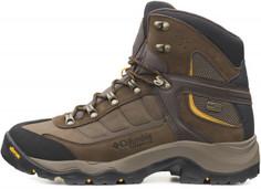 Ботинки мужские Columbia Daska Pass III Titanium Outdry, размер 46