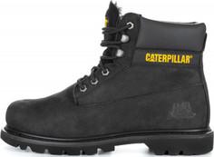 Ботинки утепленные мужские Caterpillar Colorado Fur, размер 40.5