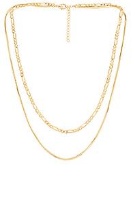 Ожерелье cecilia - Luv AJ