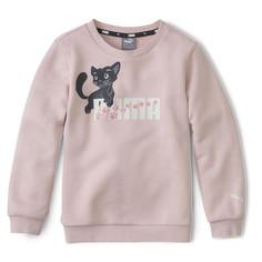 Детская толстовка Animals Crew Puma