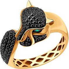 Золотые кольца Кольца SOKOLOV 3010580_s