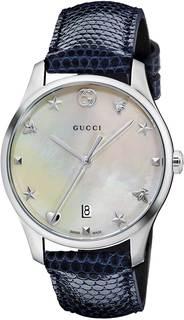 Швейцарские женские часы в коллекции G-Timeless Женские часы Gucci YA1264049