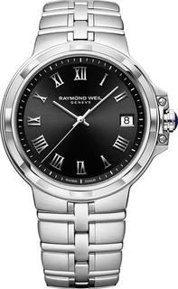 Швейцарские мужские часы в коллекции Parsifal Мужские часы Raymond Weil 5580-ST-00208