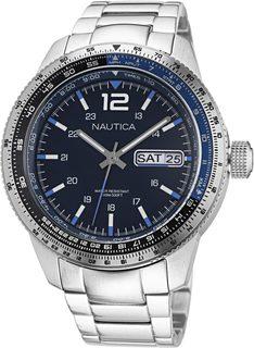 Мужские часы в коллекции Multifunction Мужские часы Nautica NAPP39F10