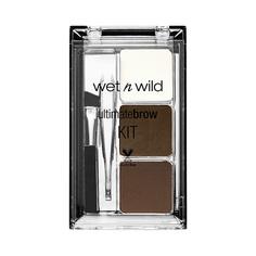 Набор для бровей WET N WILD ULTIMATE BROW тон soft brown