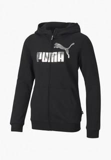Толстовка PUMA ESS+ Hooded Sweat Jacket G