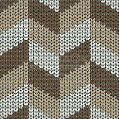 Коврик для ванной Вилина Евро Зигзаг коричневый 108 BG, 1500х130 см