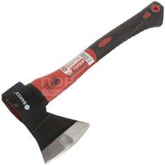 Топор Bartex D00348N с фиберглассовой ручкой, 0.6 кг