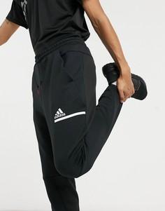 Черные джоггеры adidas Zne-Черный