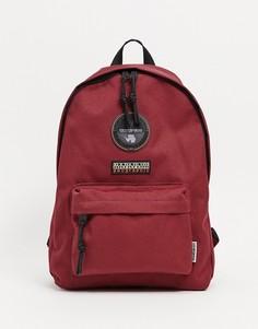 Бордовый миниатюрный рюкзак Napapijri Voyage 2-Красный
