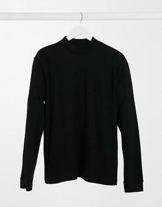 Черная водолазка Topman-Черный