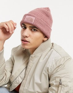 Розовая шапка-бини The North Face Salty Dog-Розовый