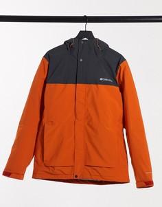 Утепленная куртка Columbia Horizon Explorer-Зеленый