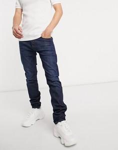 Узкие джинсы Diesel D-Luster-Голубой