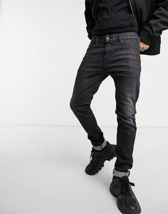 Узкие джинсы Diesel D-Lustre-Черный