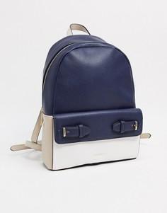 Синий рюкзак Fiorelli-Черный