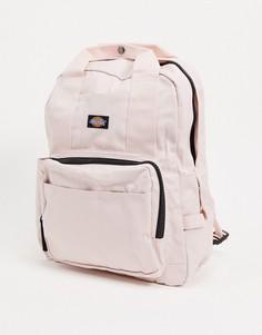 Розовый рюкзак Dickies Lisbon