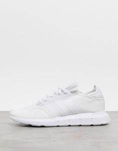 Белые кроссовки adidas Originals Swift Run X-Белый