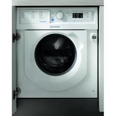 Стиральная машина встроенная INDESIT BI WMIL 71252 EU, 7 кг, цвет белый