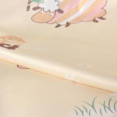 Ткань 1 м/п Совушка портьера 280 см цвет мультиколор