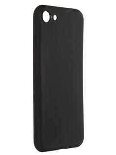 Чехол Pero для APPLE iPhone 8 Soft Touch Black PRSTC-I8B ПЕРО