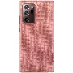 Чехол Samsung Kvadrat Cover Note 20 Ultra красный