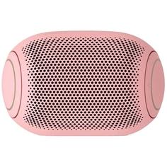 Беспроводная акустика LG XBOOM Go PL2P Bubble Gum