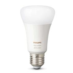 Умная лампа Philips Hue Single Bulb E27 Color (929002216824) Hue Single Bulb E27 Color (929002216824)